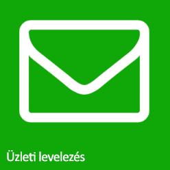 Üzleti levelezés