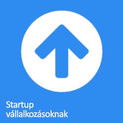 Startup vállalkozásoknak